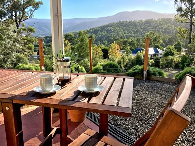 marysville, new heights cottage, accommodation